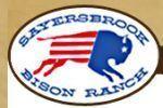 SayersBrook Bison Ranch Coupon Codes & Deals