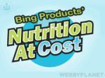Bing Products: Nutrition At Cost coupon codes