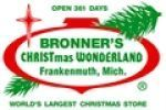 Bronner's Christmas Wonderland coupon codes