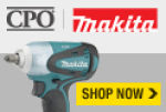 CPO Makita coupon codes