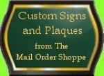 Custom Signs And Plaques.com coupon codes