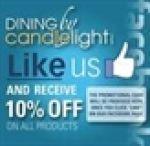 Diningbycandlelight.com Coupon Codes & Deals