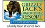 Grizzly Jack's Grand Bear Resort Coupon Codes & Deals
