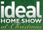 Ideal Home Show at Christmas UK coupon codes