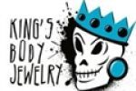 Kings Body Jewelry Coupon Codes & Deals