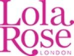 Lola Rose London UK coupon codes