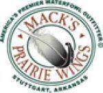 Mack's Prairie Wings Coupon Codes & Deals