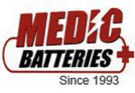 Medic Batteries coupon codes