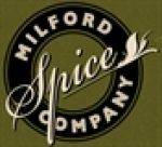 Milford Spice Company Coupon Codes & Deals