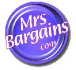 Mrsbargains.com Coupon Codes & Deals
