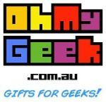 Oh My Geek Coupon Codes & Deals