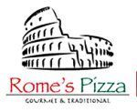 Rome's Pizza Coupon Codes & Deals