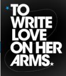 To Write Love On Her Arms Coupon Codes & Deals