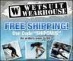 Wetsuit Wearhouse Coupon Codes & Deals