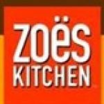Zoes Kitchen Coupon Codes & Deals